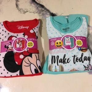 🌻3/$25🌻2 girls Pajama set